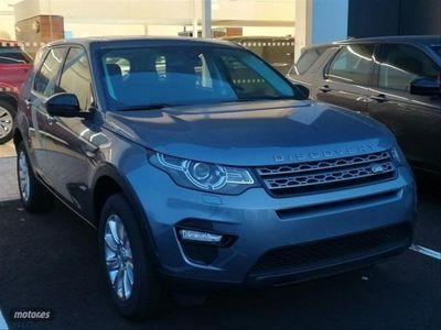 usado Land Rover Discovery 2.0L TD4 110kW 150CV 4x4 Pure