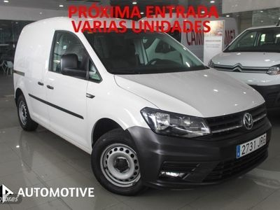 usado VW Caddy Fg. 1.6TDI