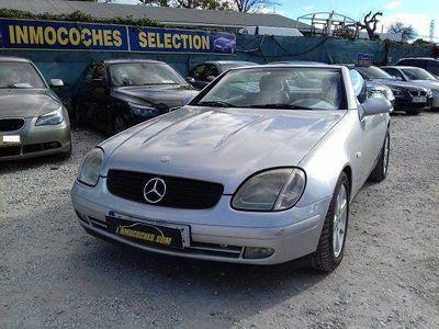 usado Mercedes SLK200 WWW.INMOCOCHES.ES