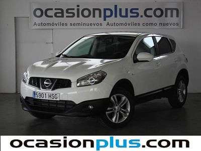 gebraucht Nissan Qashqai 1.5 dCi Acenta 4x2 (110 CV)