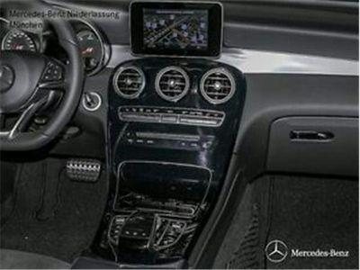 usado Mercedes GLC220 GLC220d AMG 4Matic 2016