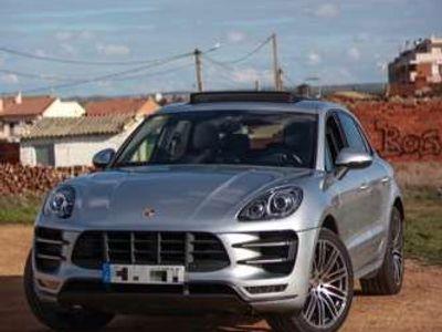 usado Porsche Macan Turbo Aut.