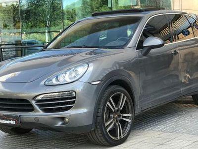 usado Porsche Cayenne Diesel 245 Aut. AÑO 2012 - IMPECABLE - PRECIOSO