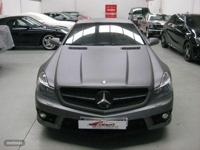 usado Mercedes SL55 AMG SLAMG