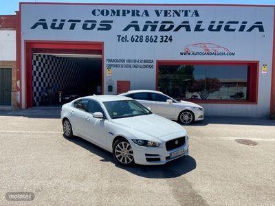 usado Jaguar XE 2.0 AJ200D Diesel RWD 180cv XEPure