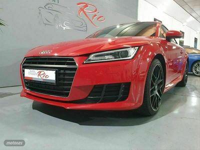 usado Audi TT Coupe 2.0 TFSI 230CV S line edition