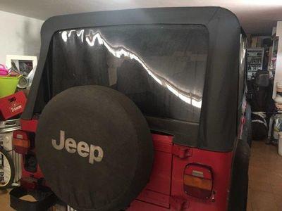 usado Jeep Wrangler 2.5 Capota Lona