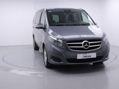 usado Mercedes 220 V Clased Avantgarde Largo