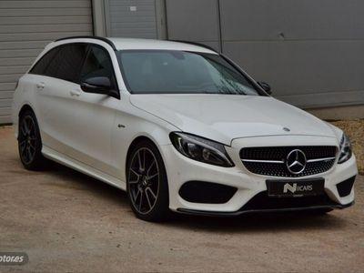 usado Mercedes C43 AMG Clase C AMG4MATIC Estate
