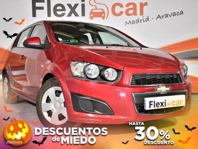 usado Chevrolet Aveo 1.2 LT