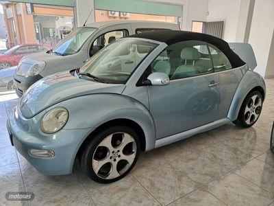 usado VW Beetle Cabriolet 1.6 100CV