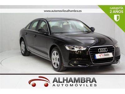 usado Audi A6 2.0 TDI 170 DPF 4P