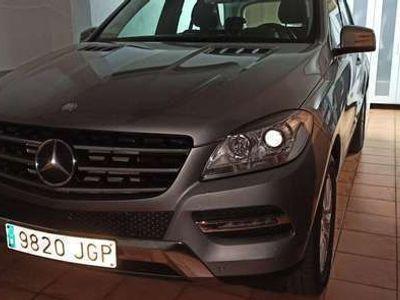usado Mercedes ML250 BlueTec 4M 7G Plus