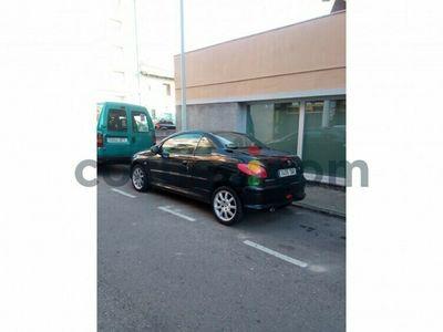 usado Peugeot 206 CC 1.6hdi Fap 110 110 cv en Girona