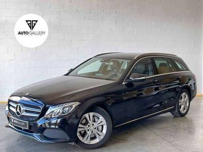 usado Mercedes C250 BlueTec Estate 7G Plus