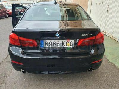 usado BMW 530 Serie 5 e Iperformance 251 cv en Tenerife
