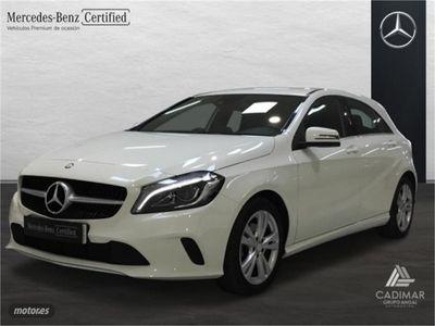usado Mercedes A200 Clase A7G-DCT