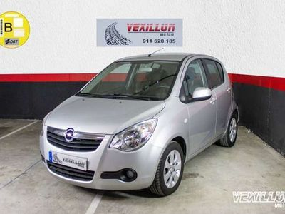 usado Opel Agila 1.3CDTi Enjoy ecoFLEX