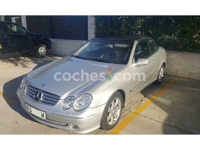usado Mercedes CLK320 Clase Clk Cabrio 218 cv en Madrid