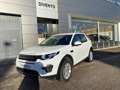 usado Land Rover Discovery Sport 2.0 I4 D SE
