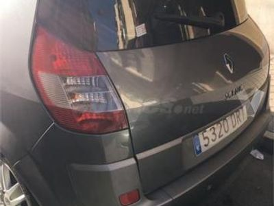 usado Renault Scénic Luxe Privilege 1.9dci 5p. -05