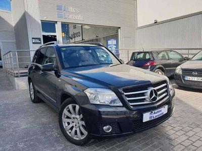 usado Mercedes GLK220 CDIBE 7G-Tronic Plus