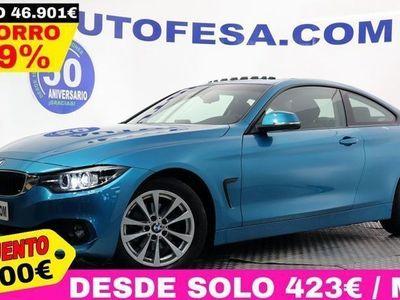 usado BMW 420 F32 Coupé i 184cv 2p Auto #GARANTIA FAB 02/2020,TECHO