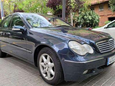 usado Mercedes C240 ClaseElegance