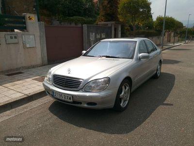 usado Mercedes S430 Clase