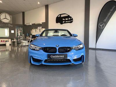 usado BMW M4 Cabriolet PERFOMANCE SPORT 450 CV