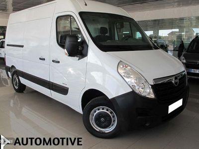 usado Opel Movano 2.3CDTI L2H2 3500 E5+