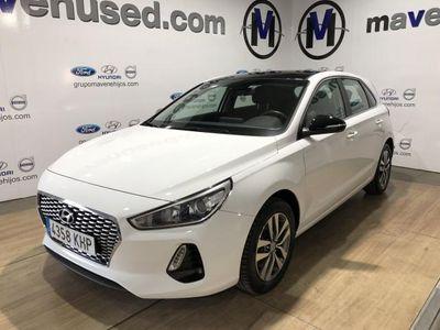 usado Hyundai i30 1.6 CRDi 81kW (110CV) Tecno
