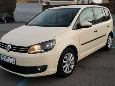 usado VW Touran 2.0TDI Advance DSG