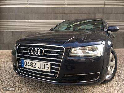 usado Audi A8 3.0TDI CD quattro Tiptronic +LIBRO+NACIONAL+EXTRAS