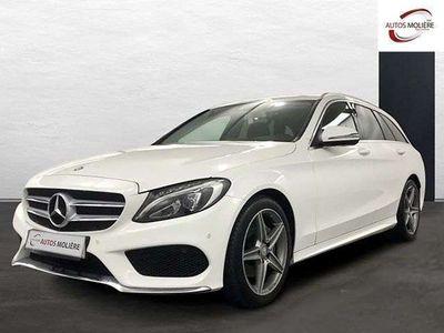 usado Mercedes C220 Clased AMG Line Estate