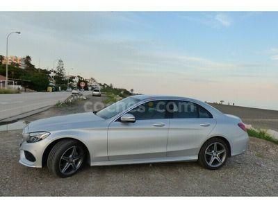 usado Mercedes 170 Clase C C 220dcv en Malaga