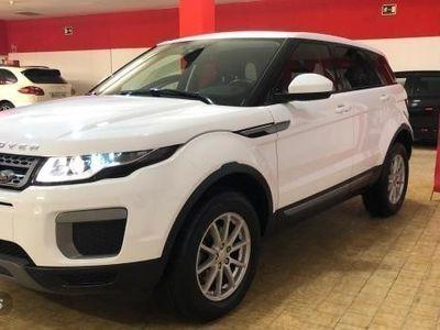 brugt Land Rover Range Rover evoque Range Rover Evoque 2.0 eD4 5p. Urban Attitude Edition