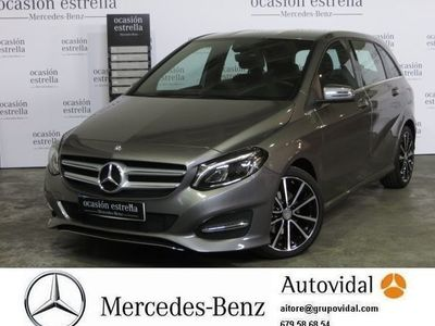 usado Mercedes 200 Clase B CLASED URBAN