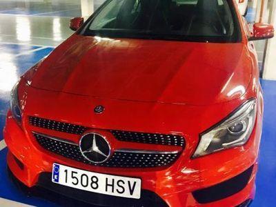 usado Mercedes CLA220 Shooting Brake Clase CLA CDI Aut. AMG Line -15