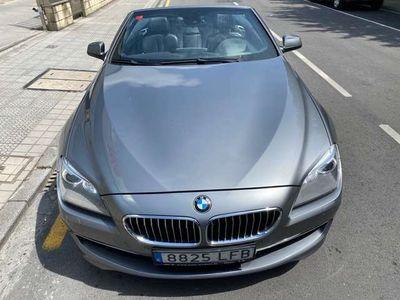usado BMW 640 Cabriolet Serie 6 F12 Cabrio