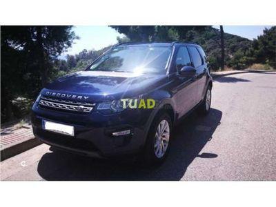 usado Land Rover Discovery Sport Discovery Sport2.0l td4 110kw 150cv 4x4 se