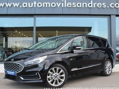 usado Ford S-MAX Vignale 2.0TDCi Panther Aut. 190