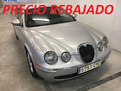 gebraucht Jaguar S-Type 2.7D V6 Classic