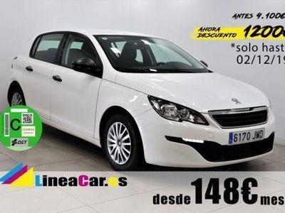 usado Peugeot 308 1.6HDI Access FAP