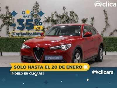 usado Alfa Romeo Stelvio 2.2 Diésel 154kW (210CV) Super Q4