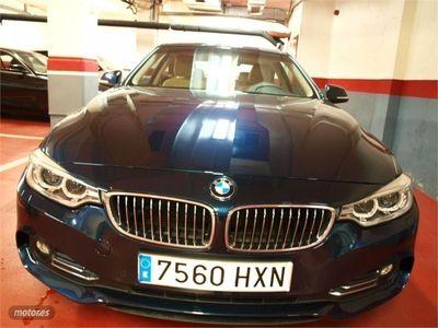 gebraucht BMW 420 Serie 4 d Coupé