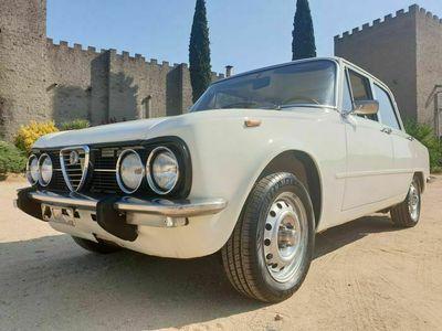 usado Alfa Romeo Giulia Nuova Super 1300 1976