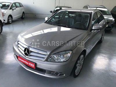usado Mercedes C200 200 CDI Avantgarde 4p