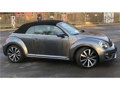 usado VW Beetle Cabrio 2.0TDI Sport DSG 140