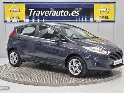 gebraucht Ford Fiesta 1.0 EcoBoost 100cv Titanium 5p